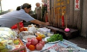Cengbeng Qingming