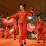 Tarian Tradisional China