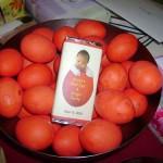 Man Yue, Tradisi Untuk Sang Bayi