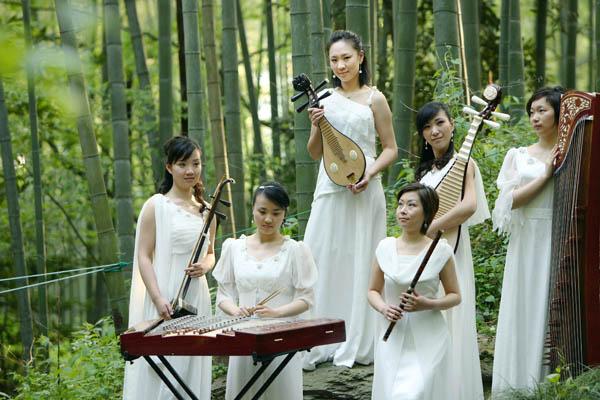 alat musik tradisional tiongkok
