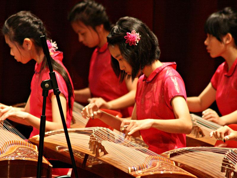 Alat Musik Tradisional China Tionghoa Tradisi Dan Budaya Tionghoa