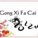 Gong Xi Fat Cai 2564
