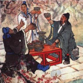 Liu-Bei-Guan-Yu-Zhang-Fei-bersulang