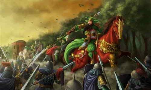 Sejarah Dewa Kwan Kong Guan Yu Tionghoa Info Tradisi Dan
