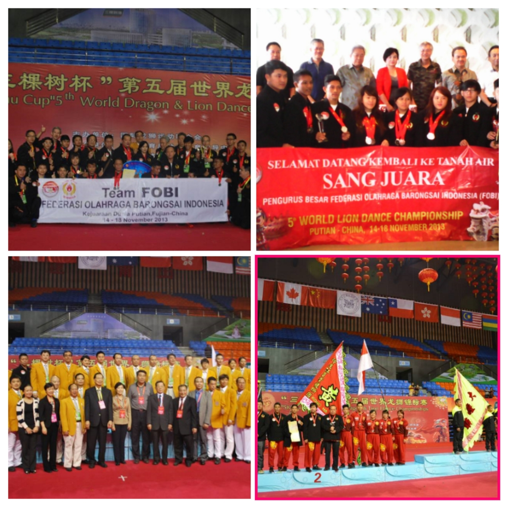 fobi world lion dance championship 1