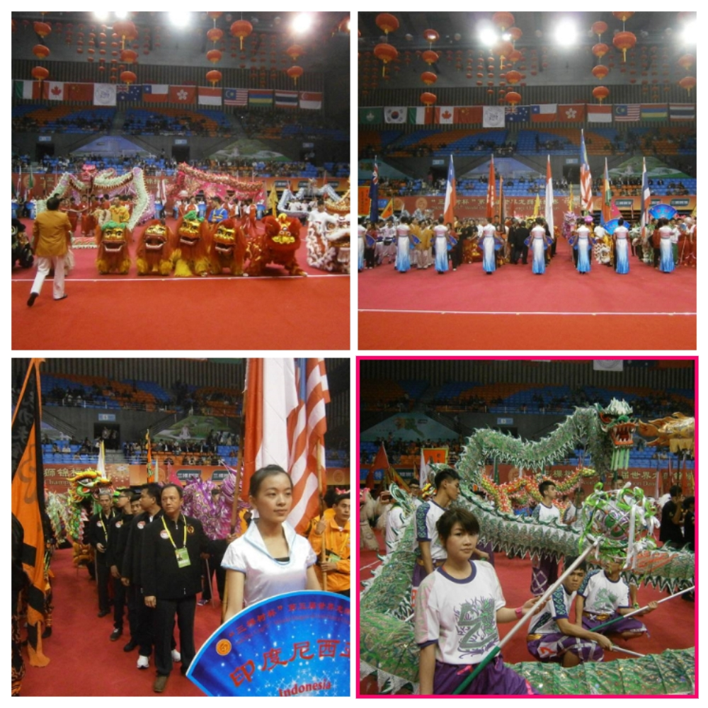 fobi world lion dance championship 2