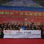 3 Perak dan 2 Perunggu Untuk Tim Barongsai Indonesia
