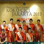 Pemenang Koko Cici Jakarta 2013