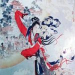 Kisah Chang'E Terbang Ke Bulan