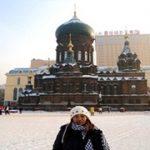 Mencicip Dinginnya Harbin