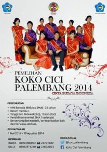 Koko Cici Palembang 2014