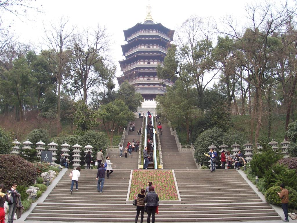 Pagoda Leifeng Hangzhou