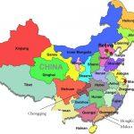Daftar Propinsi Tiongkok