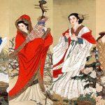 Empat Wanita Cantik Tiongkok