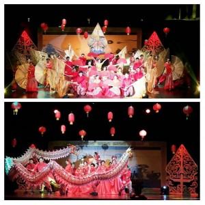Pertunjukan Koko Cici Jakarta Jawa Tionghoa