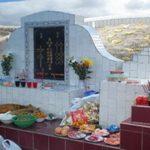 Kubur Cina : Inilah 8 Bagian Yang Terdapat di Makam Cina
