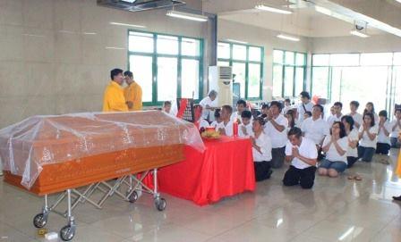 upacara kematian agama tao rulian yishi -6