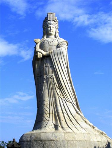 mazu goddess