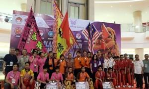 kejuaraan mall alam sutera FOBI intrnasional 2015