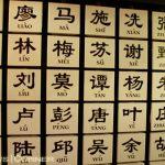 Pencantuman Nama Tionghoa di Passport Amerika dan di Negara-negara Barat