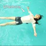 UITEMATE, Teknik Mengapung Dalam Air