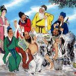 Legenda 8 Dewa (Baxian)