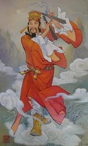 Cao Guo Jiu 8 Dewa
