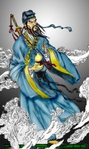 Lu Dong Bin 8 Dewa