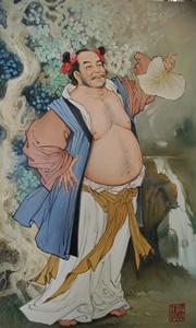 Zhong Li Quan 8 Dewa