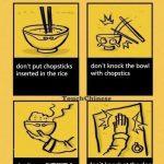 Aturan Lama Tiongkok – 中国老规矩