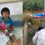 Tak Punya Uang untuk Berobat, Ayah Mengasapi Anaknya Agar Sembuh