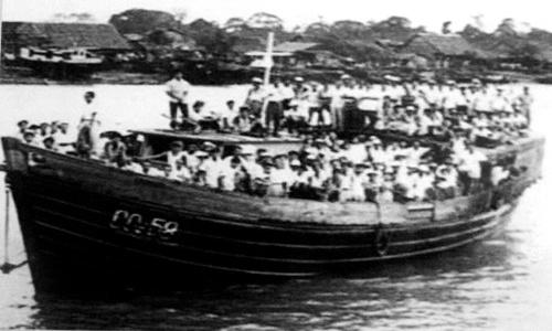 guijiao huaqiao indonesia perantauan