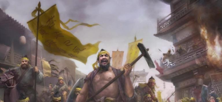 Pemberontakan Huangjin