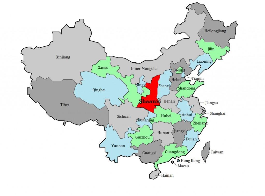 Wuzhang Plains