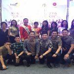 Finalis Koko Cici Jakarta 2016 Generasi Muda Tionghoa Indonesia Bertabur Talenta