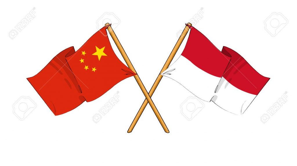 indonesia atau china