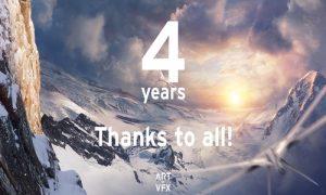 4 years tionghoa