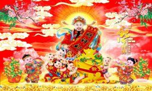 Dewa Rezeki Cai Shen