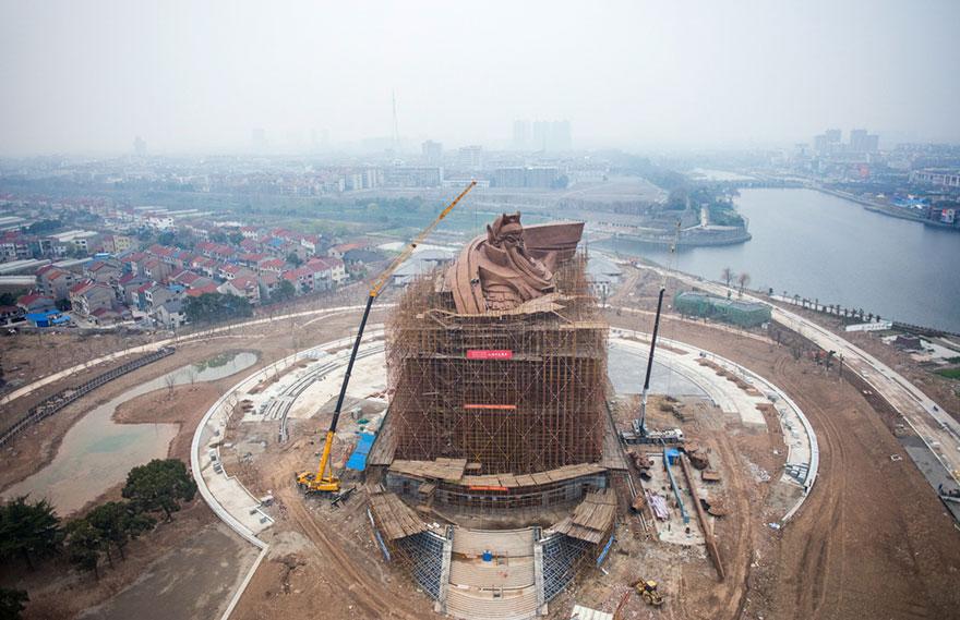 Patung Guan Yu 6