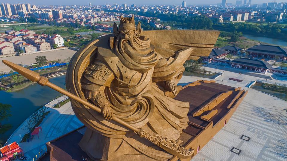 Patung Guanyu 3