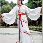 Hanfu, Busana Tradisional Suku Han Tiongkok