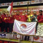 Hasil Akhir Cabang Olahraga Eksibisi Barongsai PON XIX Jabar 2016