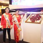Rayakan Hari Kue Bulan, Koko Cici Jakarta Pecahkan Rekor MURI