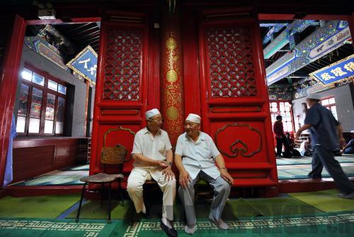 niujie mosque - masjid niujie
