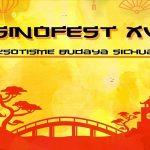 Jadwal & Acara SINOFEST XV 2016