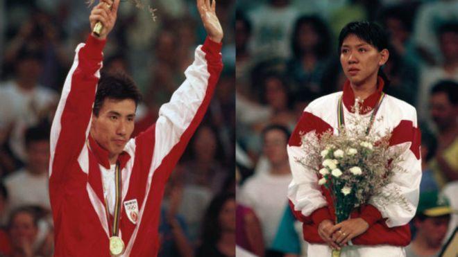Alan & Susi, Olimpiade Barcelona, 1992
