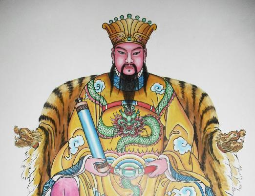 dewa-pengobatan-bao-sheng-dadi