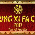 Tahun Baru Imlek 2017 : 12 Hal Tradisi dan Kegiatan Dalam Menyambut Imlek