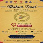 Inilah Pemenang Koko Cici Jakarta 2017