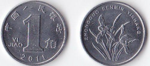 Gambar Uang Logam China Perbedaan Rmb Renminbi Dan Cny Chinese Yuan Tionghoa Info